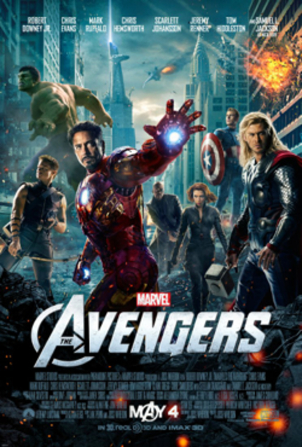 Review: AVENGERS? More like MEH-VENGERS...