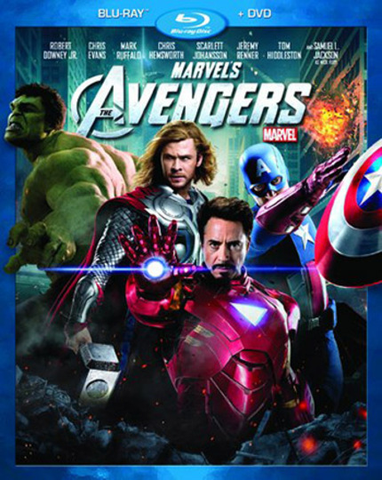 Blu-ray Review: On Not Loving Joss Whedon's Very Likeable THE AVENGERS