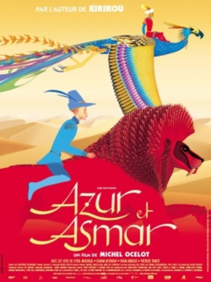 AZUR & ASMAR KOREAN Limited Edition R3 DVD Review