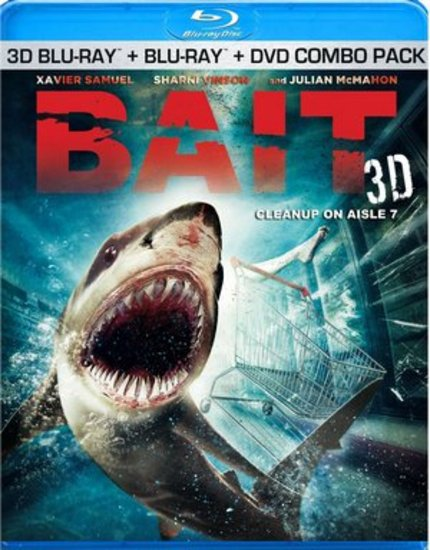 Blu-ray Review: BAIT Proves There's Still Life In Killer Sharks