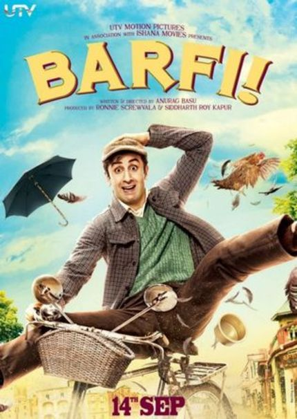 Review: BARFI! - Sometimes Too Much Of A Good Thing Is Just Enough