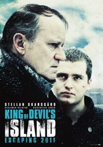 Second Trailer For Marius Holst's Youth Prison Drama KING OF DEVIL'S ISLAND