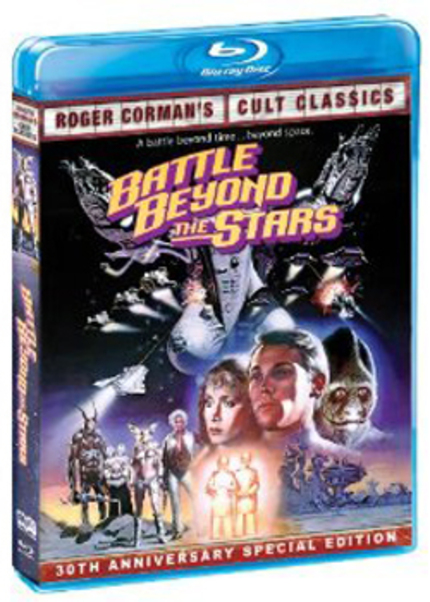 Shout! Factory Details BATTLE BEYOND THE STARS Blu-ray/DVD Release