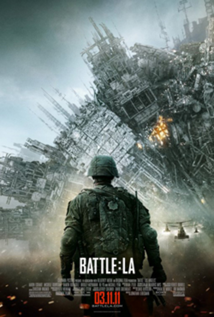 BATTLE: LOS ANGELES Review.