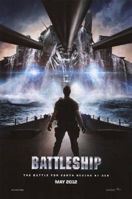 Review: BATTLESHIP, or: Jerry Lewis vs. the Aliens