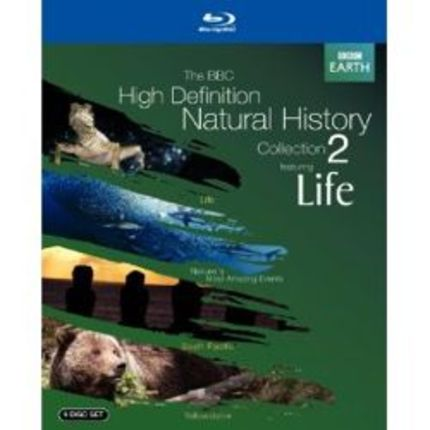GIFT GUIDE COUNTDOWN #5 THE BBC HIGH-DEFINITION NATURAL HISTORY COLLECTION 2