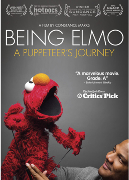 DVD Review: BEING ELMO: A PUPPETEER'S JOURNEY