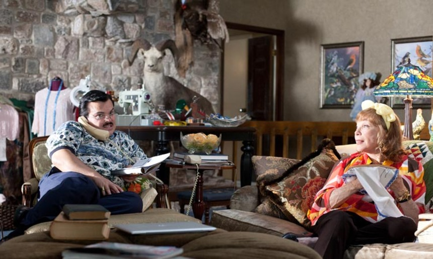 LAFF 2011: Linklater's BERNIE is a Funny Mess