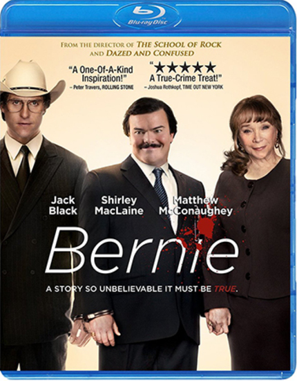 Blu-ray Review: BERNIE Was a Good Guy Guilty of a Little Murder