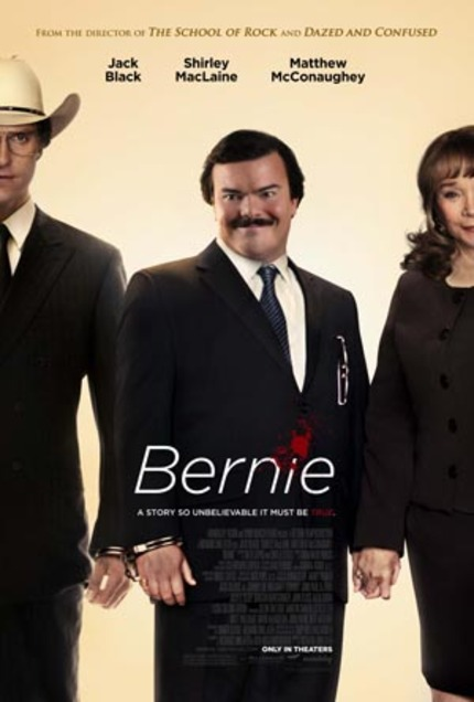 Jack Black Gets Whack-y in Trailer for Linklater's BERNIE