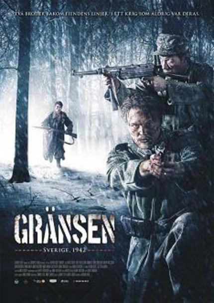 BEYOND THE BORDER (GRÄNSEN) UK DVD review