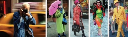 DVD Reviews: BILL CUNNINGHAM and THE TENTS New York - Madman Celebrates Fashion