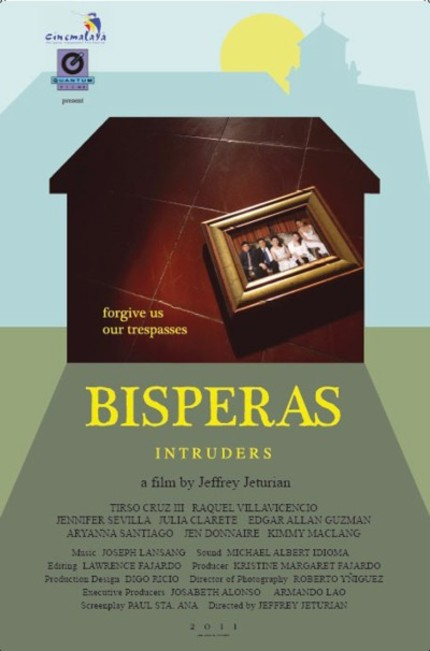 Cinemalaya 2011: BISPERAS Review