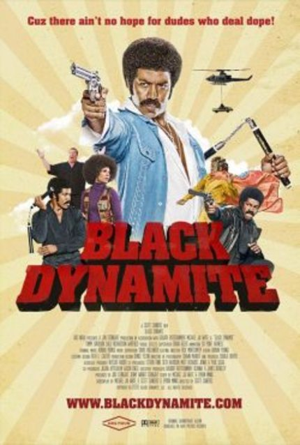 TADFF 09:  BLACK DYNAMITE Review