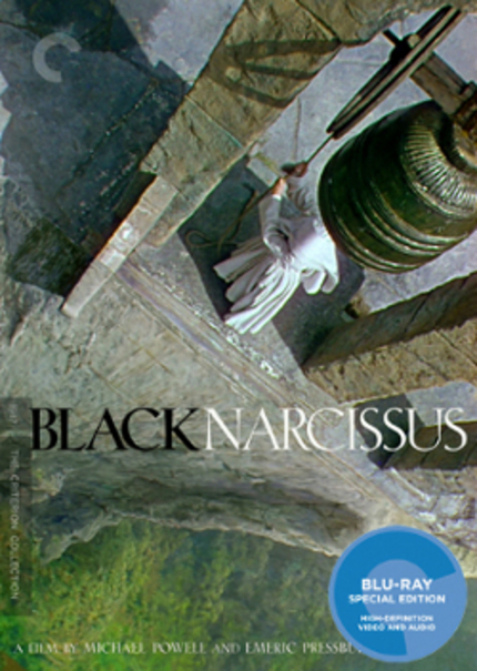 BLACK NARCISSUS Blu-Ray Review
