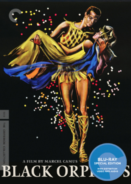 BLACK ORPHEUS Blu-Ray Review