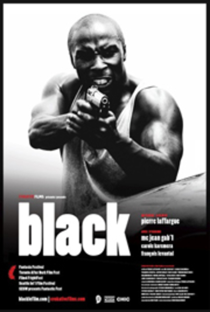 Win 1 of 5 pairs of tickets to the TADFF screening of 'BLACK'!
