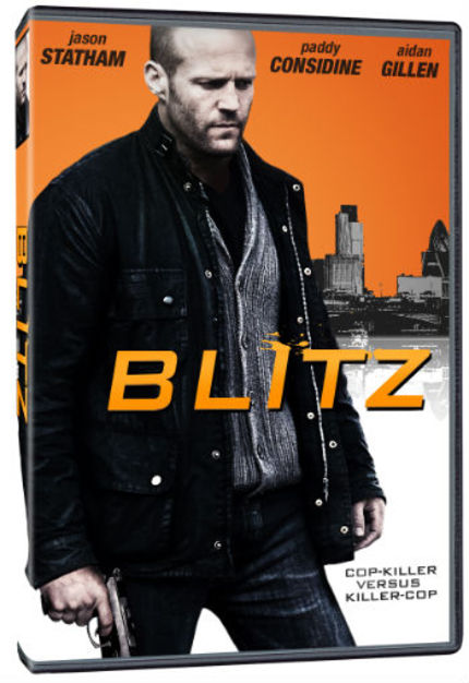 Weinberg Reviews BLITZ (blu-ray)