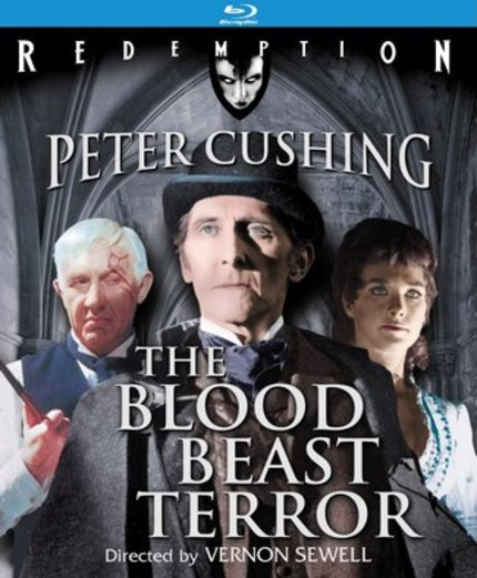Brit Horror On Blu-ray: THE BLOOD BEAST TERROR And BURKE & HARE
