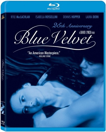 BLUE VELVET is anything but soft on BluRay