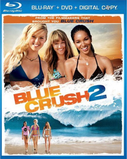Blu Ray Review: BLUE CRUSH 2