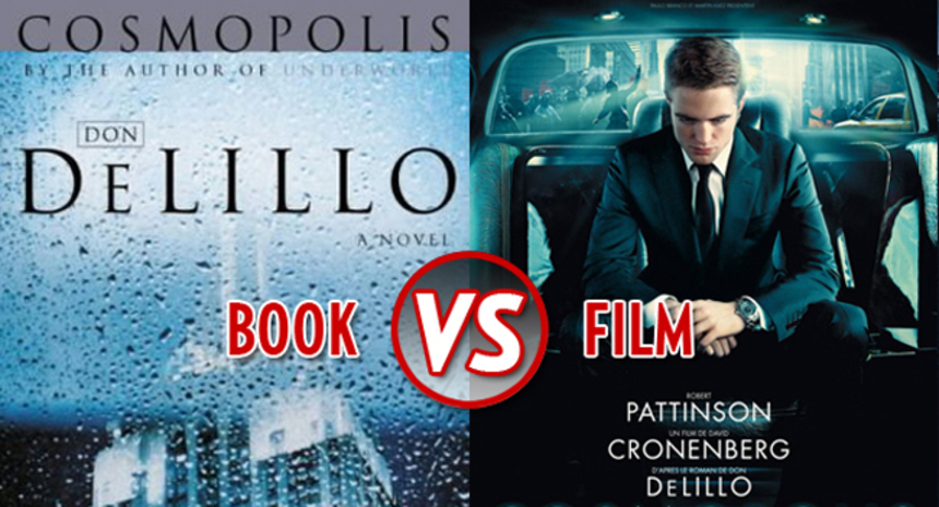 David Cronenberg vs. Don DeLillo: COSMOPOLIS