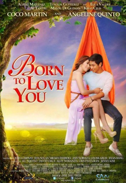 Review: Jerome Pobocan's BORN TO LOVE YOU