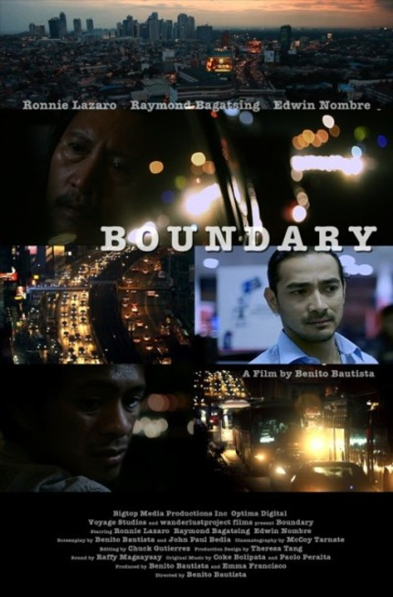 Cinemanila 2011: BOUNDARY Review