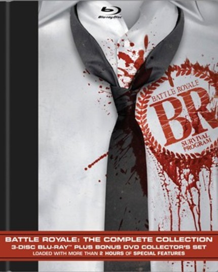 Blu-ray Review: BATTLE ROYALE: THE COMPLETE COLLECTION