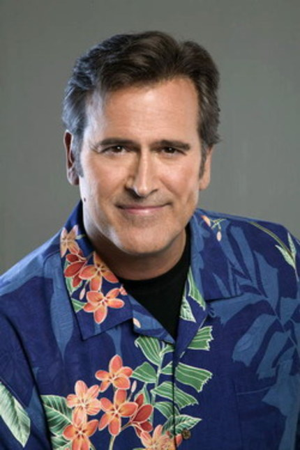 MY NAME IS BRUCE—Interview With Bruce Campbell & Joshua Grannell
