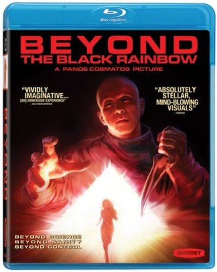 Magnet Releasing Brings BEYOND THE BLACK RAINBOW Home On September 11th