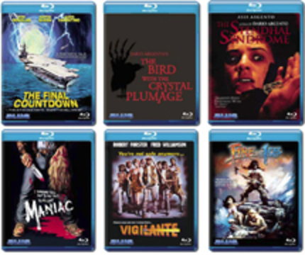 Blue Underground announces first wave of Blu-Ray titles