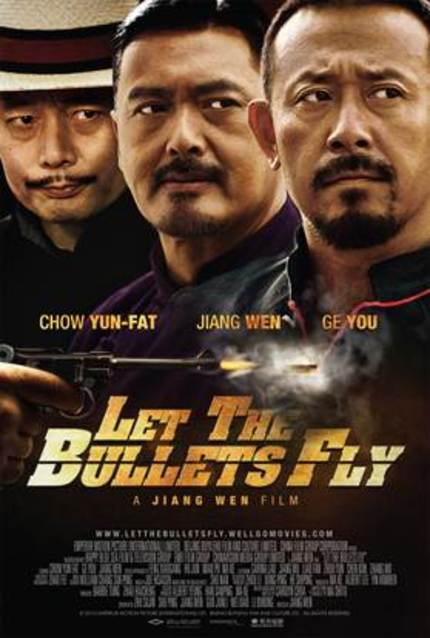 Well Go USA Drops LET THE BULLETS FLY Red Band Trailer!