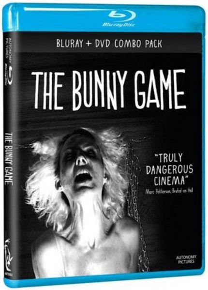 Blu-ray/DVD Details For Autonomy Pictures THE BUNNY GAME Are Here