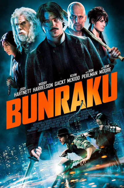 The Hyper-Real BUNRAKU's Josh Hartnett and Kevin McKidd Speak