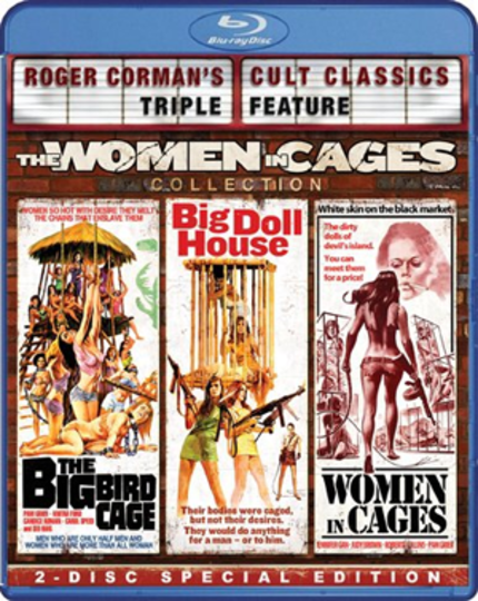 THE WOMEN IN CAGES COLLECTION Blu-ray Review