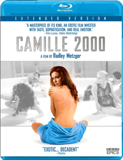 CAMILLE 2000 EXTENDED VERSION Blu-ray Review