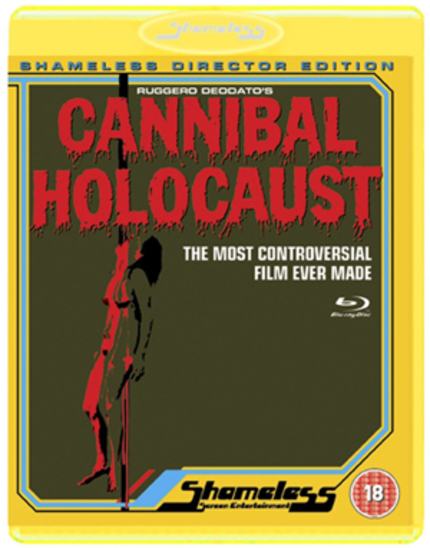 CANNIBAL HOLOCAUST Blu-ray Review