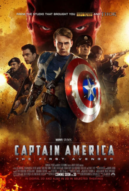 Weinberg Reviews CAPTAIN AMERICA: THE FIRST AVENGER