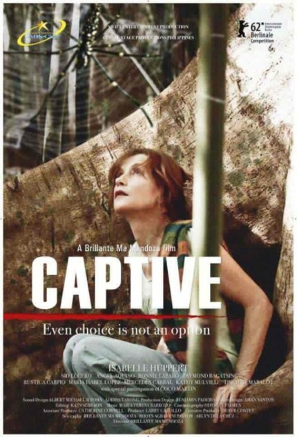 Review: Brillante Mendoza's CAPTIVE