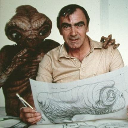 R.I.P. Carlo Rambaldi, creature creator extraordinaire.