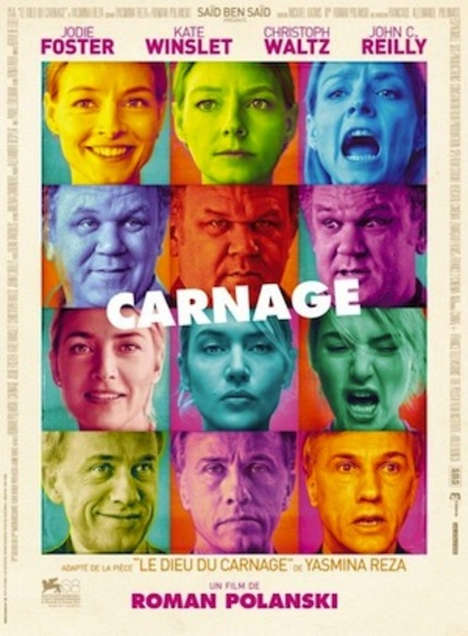 London 2011: CARNAGE Review