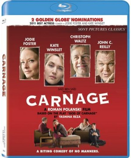 Blu-ray Review: CARNAGE
