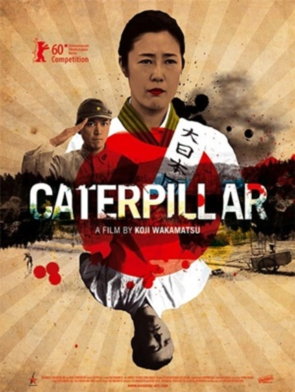 Berlin 2010: Trailer Arrives For Koji Wakamatsu's CATERPILLAR