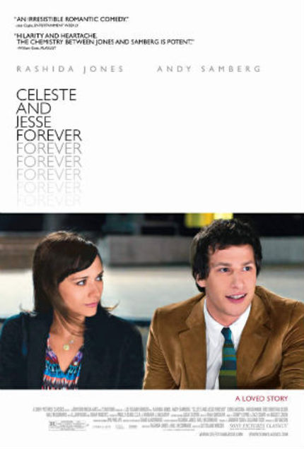 Interview: Rashida Jones and Will McCormack Talk Love, Friendship, and CELESTE AND JESSE FOREVER