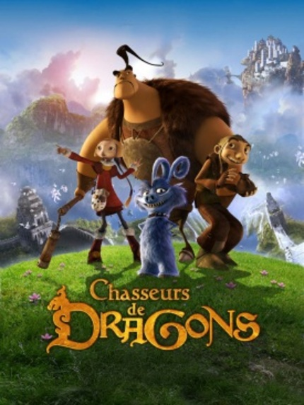 CHASSEURS DE DRAGONS (Dragon Hunters) Review