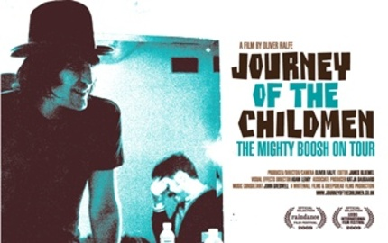The Mighty Boosh Star In JOURNEY OF THE CHILDMEN!