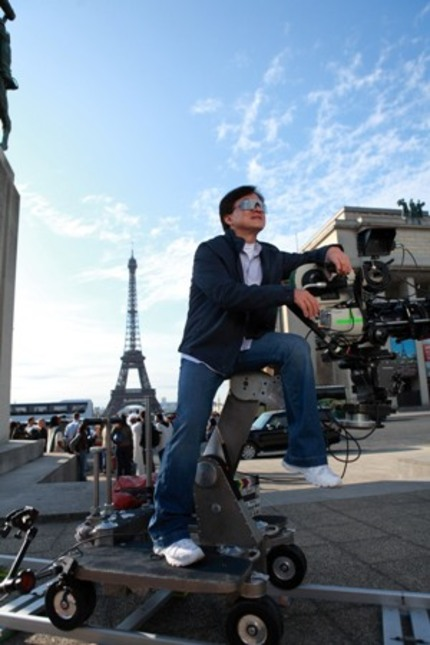 Get Behind The Scenes Of Jackie Chan's CHINESE ZODIAC In Paris