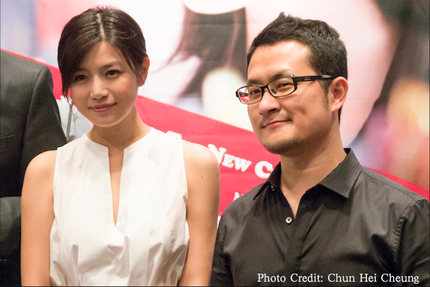 NYAFF 2012 Interview: Director Giddens Ko & Star Michelle Chen Talk YOU'RE THE APPLE OF MY EYE