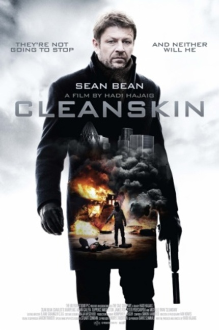 Sean Bean Hunts Down Terrorists In CLEANSKIN Trailer